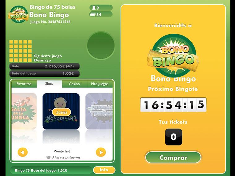 Bono Bingo