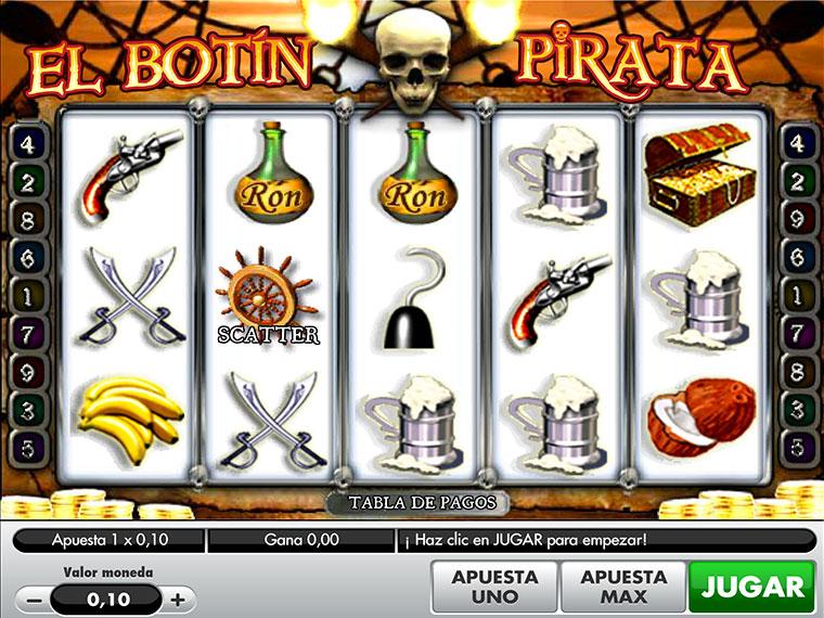 El Botín Pirata
