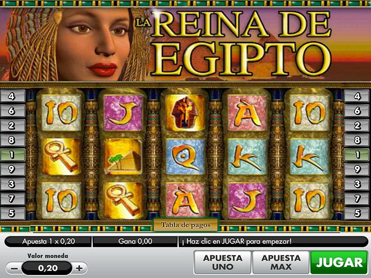 Reina de Egipto