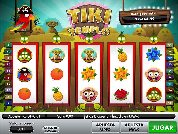 Tiki Templo